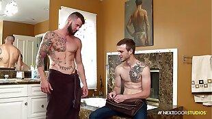 Twink Makes Move On Best Friend's Older Brother - NextDoorStudios